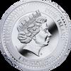 Gustav Klimt Golden Five Silver Coin 1$ Niue 2018