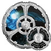STAR TREK – DEEP SPACE NINE – 2018 $20 1 oz Proof Silver Coin (DC202370) (view)