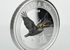 Brown Pelican 1 oz .999 Silver Color Proof Coin St. Kitts & Nevis 2018