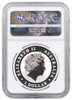 2016-P Aus $1 1 oz. Silver Wedge Tailed Eagle NGC MS70 - Exclusive ANA Edition