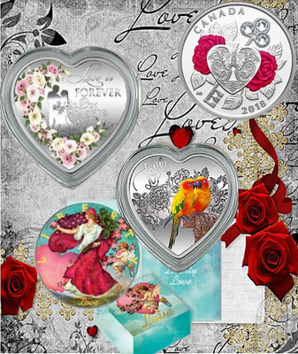 Valentines - Love is in the air !