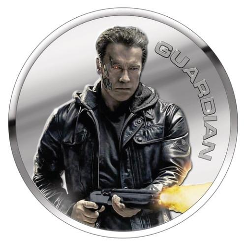Terminator Genisys Guardian 1 Oz. Silver Proof