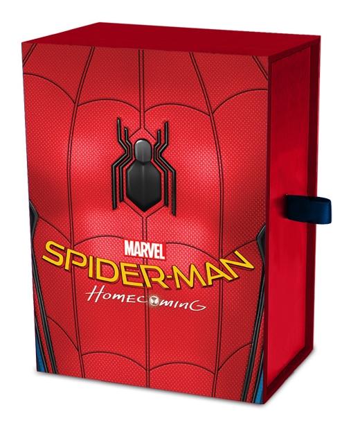 Spider Man Homecoming John Mercanti Design 2017 1 Oz