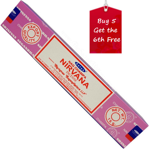Satya Nirvana Incense Sticks 15g