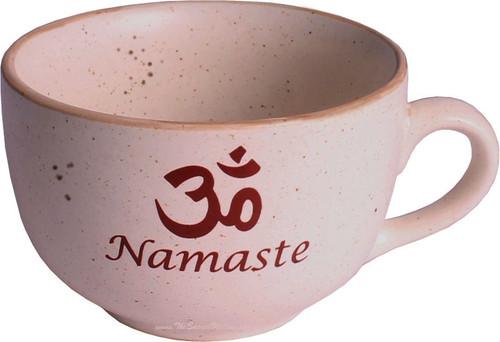 Large Namaste - Om Mug