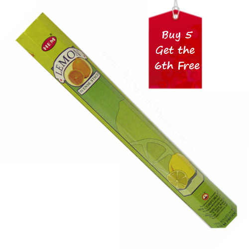 Lime Lemon Hem Incense