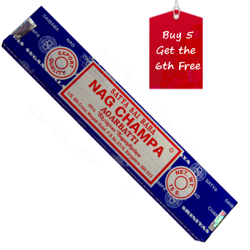 Satya Nag Champa Incense Sticks 15g