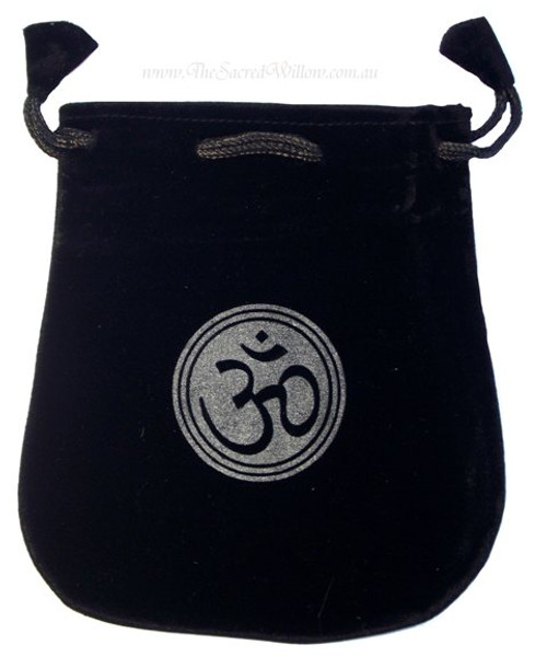 Om Velveteen Bag / Mojo Bag 13cm