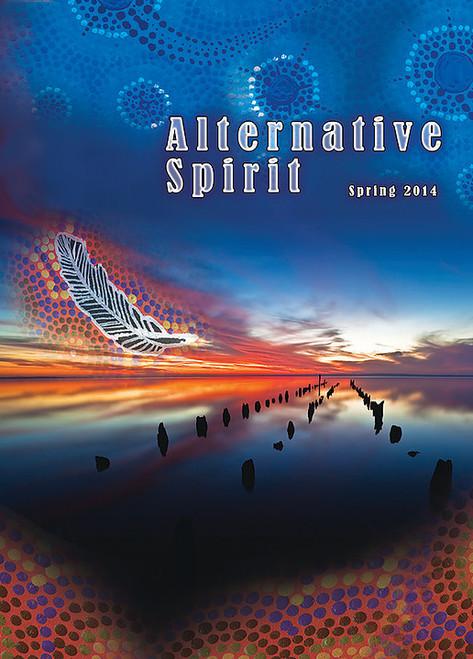The Alternative Spirit Magazine Spring 2014 Australian Hardcopy