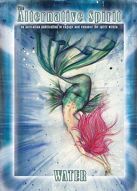 The Alternative Spirit Magazine 'Water' Winter 2015 Australian Hardcopy