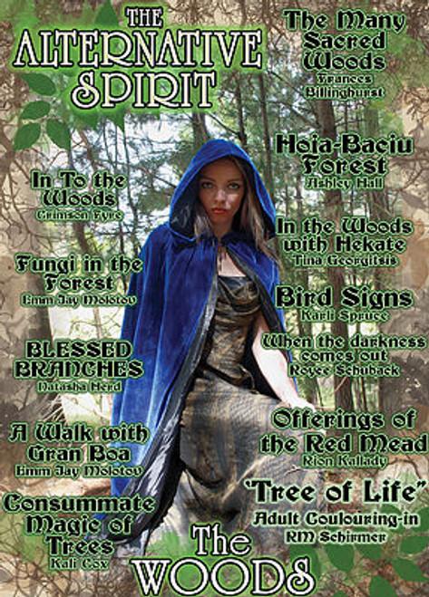 The Alternative Spirit Magazine  'The Woods' Autumn 2016 Australian Hardcopy
