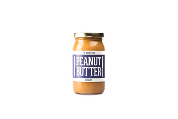 Fix and Fogg Peanut Butter - Smooth 375g