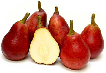Pears- NZ Stark Crimson - per kg