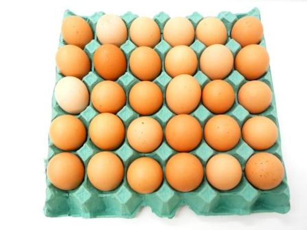 Eggs - Free Range tray (30 count)