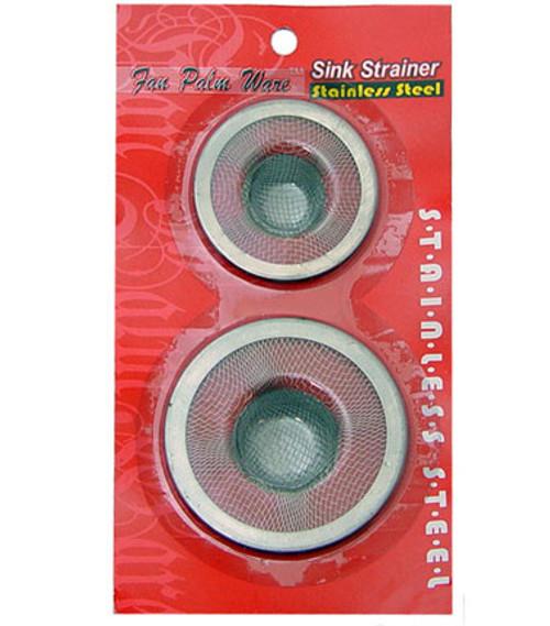 J0058 - 2PC SINK STRAINER