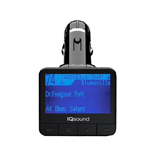 IQ206 - Wireless FM Transmitter