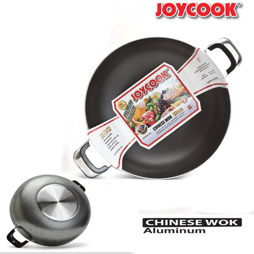 EDCCW34 - 34CM (13.38 INCHES ) CHINESE WOK