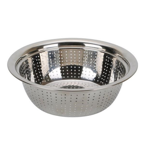 """20285 -  Heavy Stainless steel Strainer S/S 11"""""""