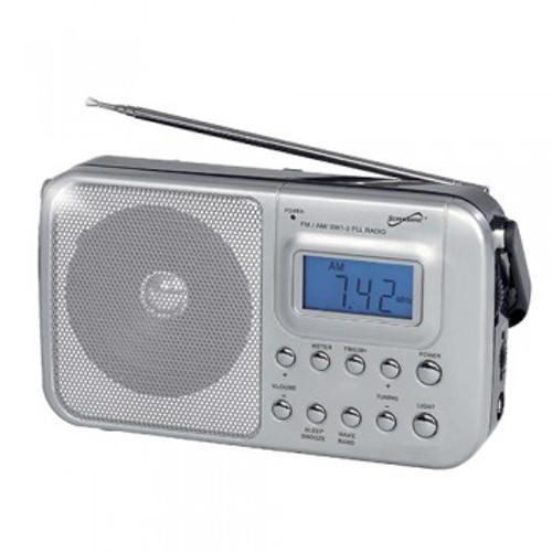SUPERSONIC 4 Band AM/FM/SW1-2 PLL Radio