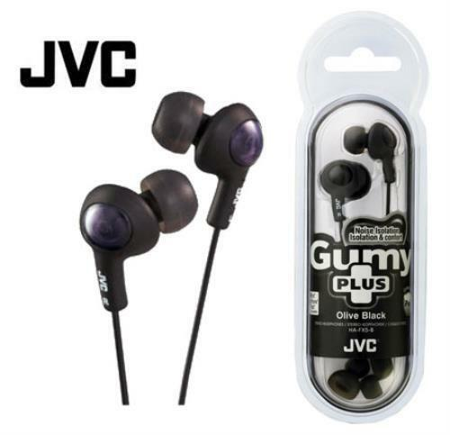 JVC Gumy Plus HA-FX5 Earphone