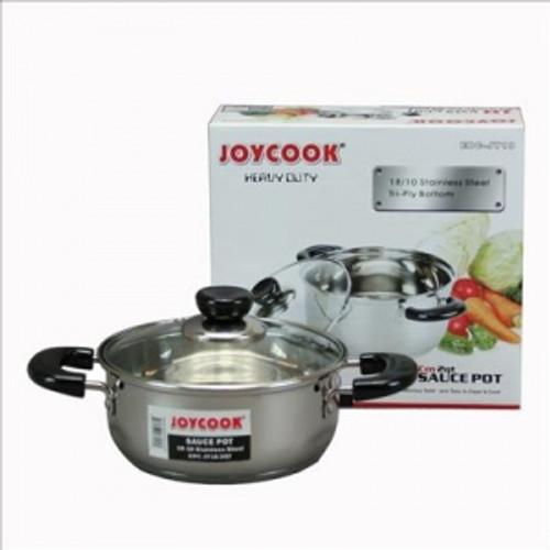 Joycook  18cm ( 2QT ) stainless steel Sauce Pot