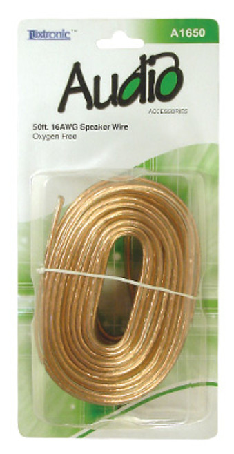 A1650-50 ft. 16AWG Speaker Wire