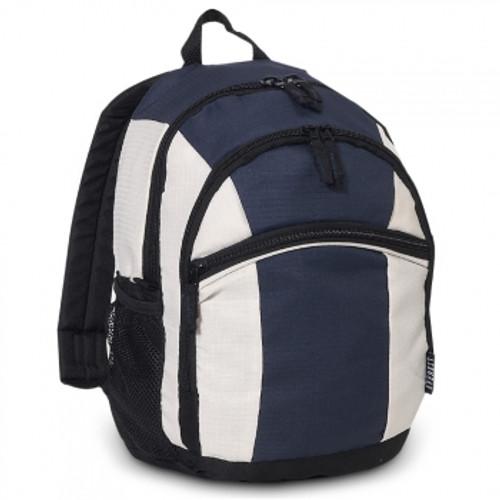 Deluxe Junior Backpack  NAVY