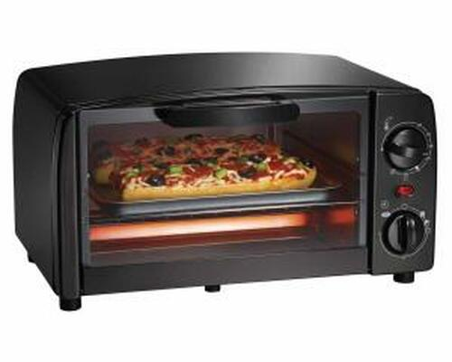 31118R - Toaster Oven Broiler (black)