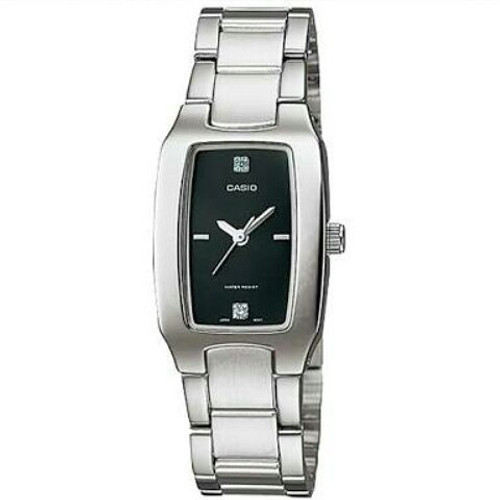 Casio Women's LTP1165A-1C Classic Stainless Steel Bracelet Watch