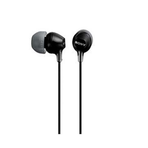 Sony MDREX15   Earbuds   ( BLACK )