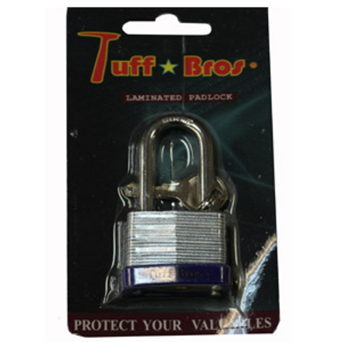ITEM # 33317   25 mm   Laminated Lock