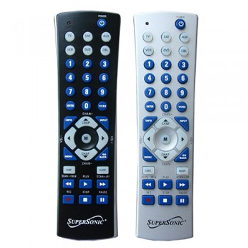 Universal Remote Control - 6 FUNCTION