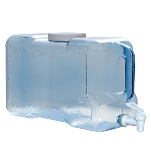 3 Gallon Polycarbonate Refrigerator Water Bottle Dispenser