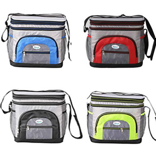 Cooler Bag 24 Can w/ Hard Plastic Ice Bucket (CB-2401)
