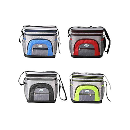 Cooler Bag 6 Can w/ Hard Plastic Ice Bucket (CB-601)