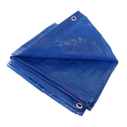 20 X 20 Blue Tarp Cover Patio Canopy Shade Yard