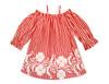 Toddler & Kids Bandana Red Kara Dress