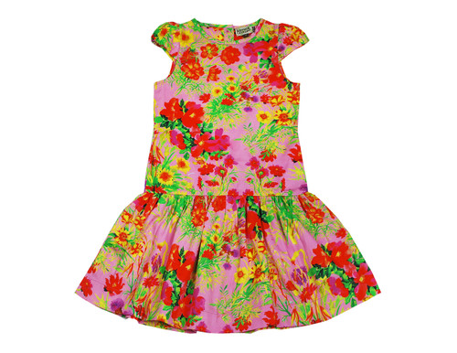 Sample Sale Toulouse Print Bella Dress Size 2