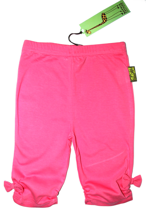 Sample Sale Bright Pink Leggings