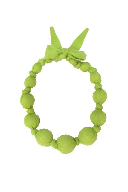 Citron Bead Necklace