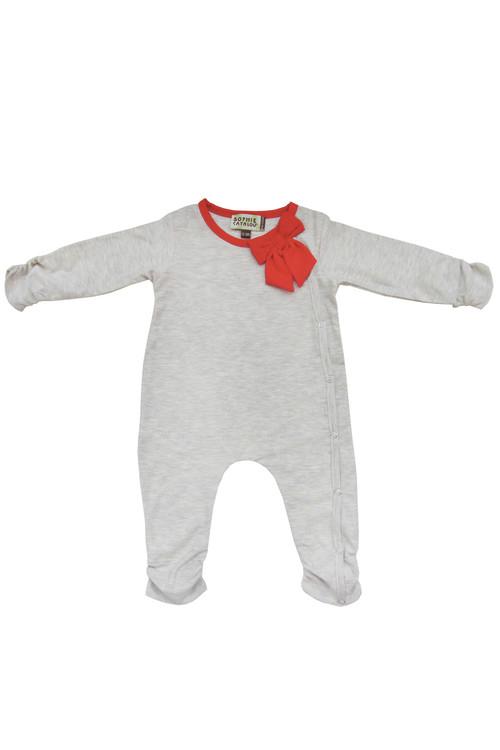 Infant Ecru Coverall