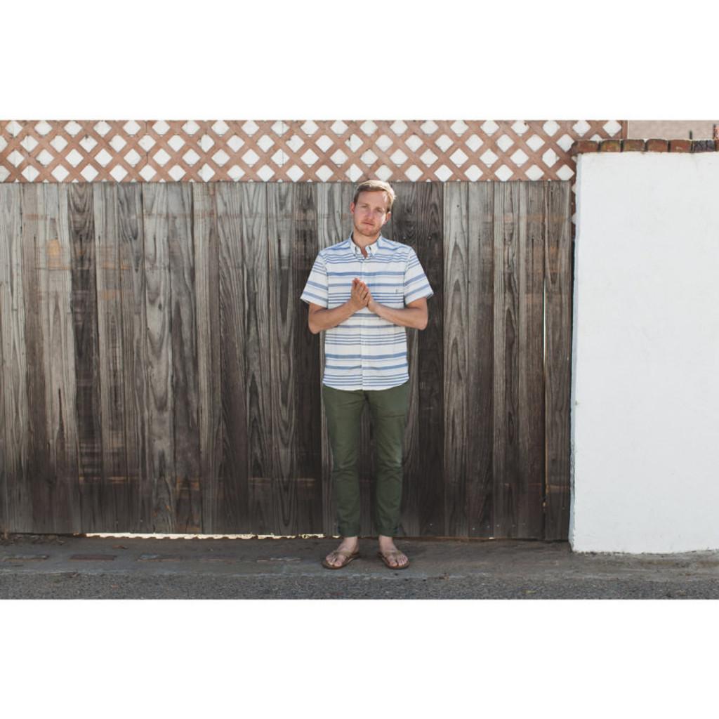 Pete Stripe Woven