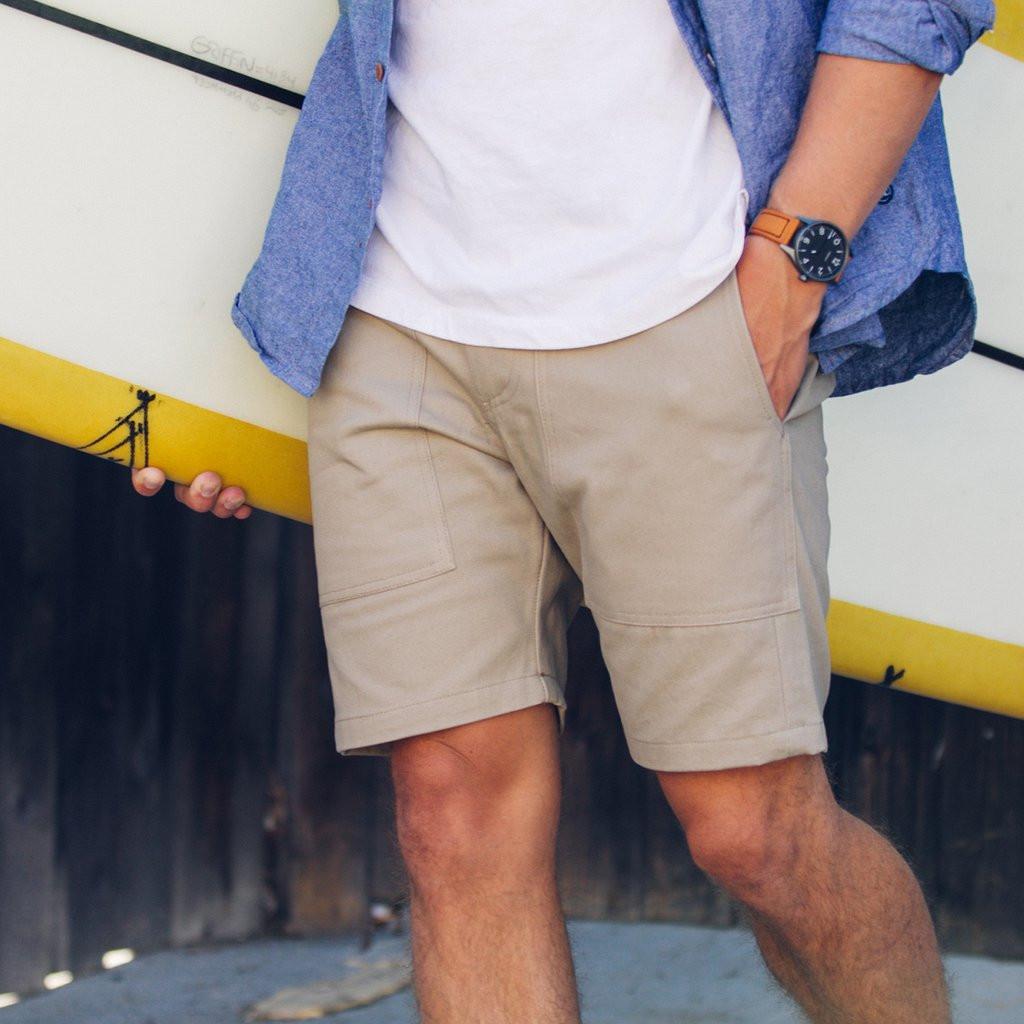 Trekker Twill Shorts