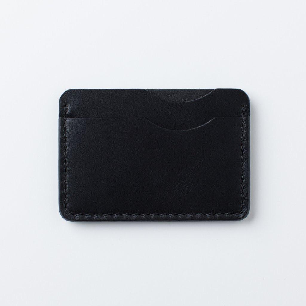 Slim Wallet - Black