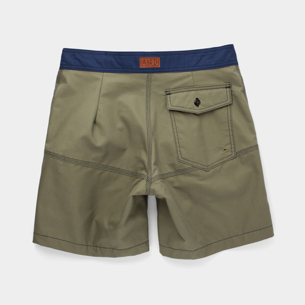 Lumberjack Trunks - Olive
