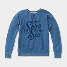 Spirit of the Sea Pullover - Indigo