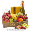 A Beautiful I Love You Fruit, Chocolates and Wine selection supplied by Ipswich Florist. Select Gifts to go with your selection. Ipswich Florist situated 9 Brisbane St Ipswich.