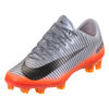 Nike Mercurial Vapor XI CR7 FG - Cool Grey/Metallic Hematite (41017)
