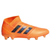 Adidas Nemeziz 18+ FG - Zest/Core Black/Solar Red (61018)
