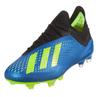 Adidas X 18.1 FG - Football Blue/Solar Yellow/Core Black (61818)